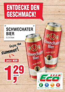 Schwechater Bier EUR 1,29