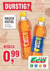 Rauch Eistee 0,5L EUR 0,99