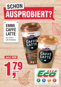 Emmi Caffe Latte EUR 1,79